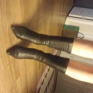 Nine West Shoes - Black boots